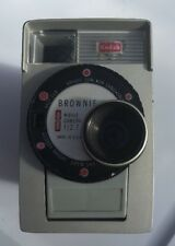 Kodak Brownie 8mm Movie Camera f/2.7 Made in USA video photography