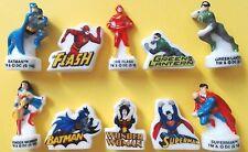 FEVES   JUSTICE LEAGUE SUPER HEROS   série complète ..ref.B68