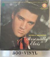 Elvis Presley Rare Personally Elvis Double Lp Bootleg US  Record EX / VG+ Con