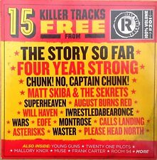 Various - Rocksound Magazine CD From Issue 201 (CD) Pop/ Punk Compilation