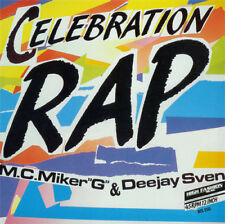 MC Miker G. & DJ Sven / Celebration Rap