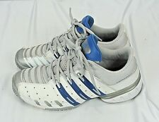 innovative design 372e6 79a40 Adidas Adiwear 6 Mens Sneakers Athletic Shoes White  Silver Size 6.5