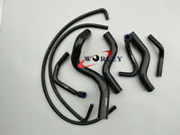 For black Holden Commodore VZ 3.6L V6 2004 2005 2006 silicone radiator hose