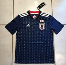 Nwt Adidas Japan National Team Soccer Jersey Youth Small