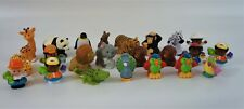 Fisher Price Little People Zoo Animals & Keepers 23-PC Lot