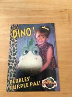 1993 Topps The Flintstones Flint-Foil INSERT #3 Trading Card NM/M Condition