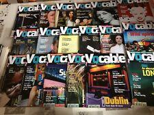 Lot de 20 magazines Vocable Anglais