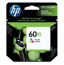 HP 60XL Tri-color High Yield Original Ink Cartridge (CC644WN) Exp  2019