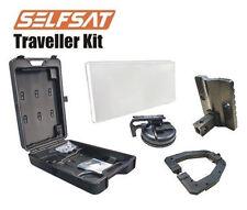 Selfsat TK30D Traveller Kit - Selfsat T30D Single Antenne inkl. Camping Koffer