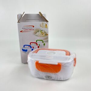 Electronic Heating Lunch Box Food Warmer Portable Travel Heater Container New