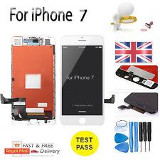 "For iPhone 7 4.7"" White LCD Display Touch Screen Digitizer Assembly Replacement"