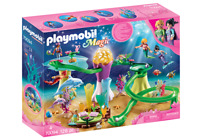 Playmobil #70094 Mermaid Cove with Illuminated Dome - New Factory Sealed