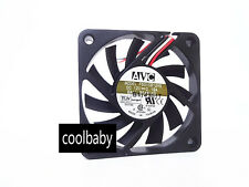 AVC F6010B12HS Fan 0.19A 12V  60*60*10mm 3pin