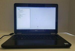 """Dell Latitude E5270 12.5"""" TOUCH Core I7-6600U CPU @2.60GHz 8GB 256GB SSD W10P"""