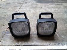 2 Phares de travail 55W, projecteur