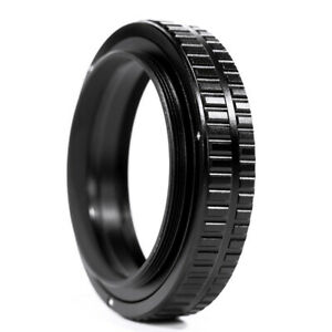 M65 to M65 Mount Lens Adjustable Focusing Helicoid Tube Adapter - 17mm to 31mm