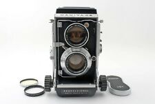 Mamiya C3 Professional TLR w/ Sekor 105mm f/3.5 [Excellent++,Overhauled] Japan
