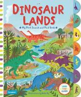 Dinosaur Lands (My First Search and Find) by , NEW Book, FREE & Fast Delivery, (