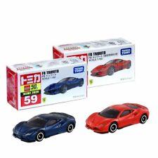 Takara Tomy Tomica 50th 2020 No.59 Ferrari F8 Tributo Diecast Car Red