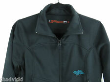 Volcom Epidermis Black Jacket  Womens Size M Medium