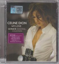 CELINE DION My Love - Ultimate Essential Collection MALAYSIA DELUXE EDITION 2 CD