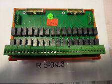 Relays Platine ST-REL-16TP 1.0, Axicom FX2 D3212, 24 Volt