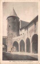 METZ - Porte des Allemands (intérieur) -