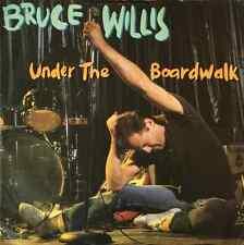 """BRUCE WILLIS - Under The Boardwalk (7"""") (VG-/VG-)"""
