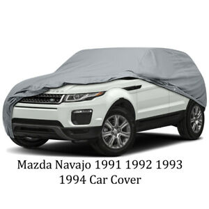 Mazda Navajo 1991 1992 1993 1994 Car Cover