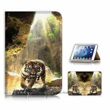 ( For iPad Mini Gen 1 2 3 ) Case Cover P21189 Tiger