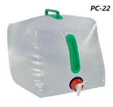 20L Foldable Collapsible Water Drinking Carrier Water Container Bag For Camping