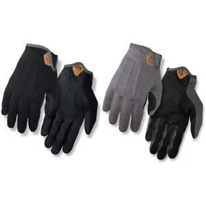 Giro D'Wool Gloves Full Finger Cycling Gloves Merino Wool Gravel Road New