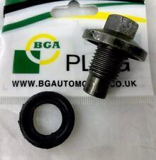 JAGUAR X TYPE X400 FORD MAZDA Sump Plug 2.0D 2.2D 03 to 09 Oil Drain BGA PK1400