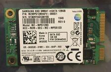 Samsung 128GB mSATA SSD (MZMPD128HAFV - 000D1 / 0KG53D / MZ-MPD128D) - Used