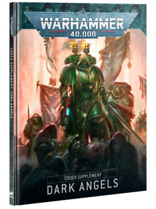 CODEX SUPPLEMENT DARK ANGELS (HB) (ENGLISH) 20% Off Uk rrp GW