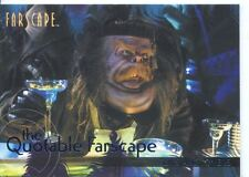 Farscape Season 3 The Quotable Farscape Chase Card Q24