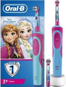 Oral-B Stages Power Kids Elektrische Zahnbürste mit Disney-Figuren