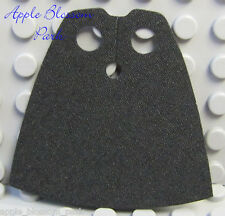 NEW Genuine Lego Minifig BLACK CAPE -Gr8 for Star Wars/Castle/Kingdom Minifigure