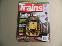 Trains Magazine / June 2008 / Free Domestic Shipping