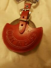 ANTIQUE JUST IN CASE ONE PENNY COIN HOLDER CASE SWEET LITTLE THING