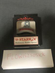 "SUPREME The STARR ""X"" Sationary Bottle Opener"