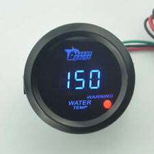 DRAGON Car Auto 52mm/2'' Digital LED Water Temp Gauge Water Temperature Gauge