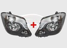 Mercedes Sprinter Front Headlight Lamp Nearside Passenger Complete 2013-2018