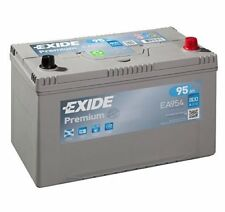 EXIDE Starter Battery PREMIUM *** EA954