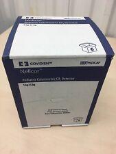 Covidien Nellcor ref PEDICAP Pediátrica colorimétrico CO2 detector Caja de 6 *