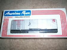 American Flyer #48302 Canadian Pacific Box Car