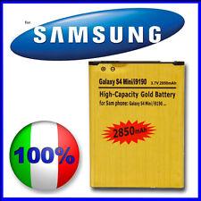 Batteria Gold 2850mAH SAMSUNG GALAXY S4 MINI I9190 - MAGGIORATA E COMPATIBILE