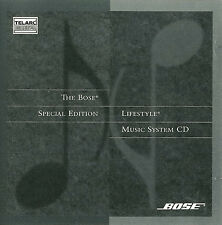 The Bose Special Edition Lifestyle Music System CD