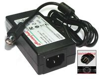 New 12V 4 pin power adapter For Onn, Dual, Goodmans, Techwood, JVC, TOSHIBA TV