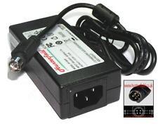 NEUF 12V 4 broches Chargeur électrique pour ONN Double Goodmans TECHWOOD JVC et
